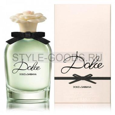 Парфюм Dolce&Gabbana Dolce, 75 ml (ж) с Б/К