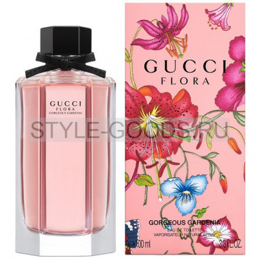 Парфюм Gucci Flora Gardenia Limited Edition (ж) с Б/К