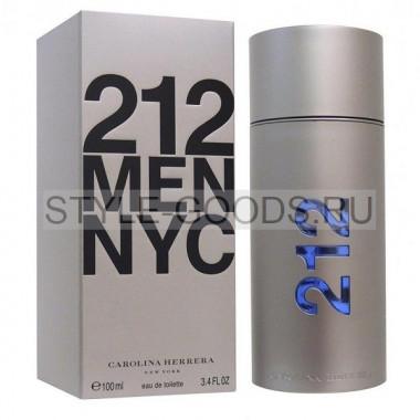 Парфюм CH 212 Men, 100 ml (м) с Б/К