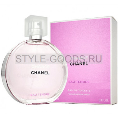 Парфюм Chanel Chance eau Tendre , 100 ml (ж) с Б/К