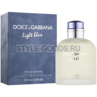 Парфюм Dolce&Gabbana Light Blue, 125 мл (м) с Б/К