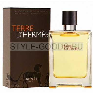 Парфюм Terre d`Hermes, 100 мл (м) с Б/К