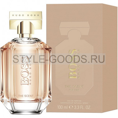 Парфюм Hugo Boss The Scent, 100 мл (ж) с Б/К