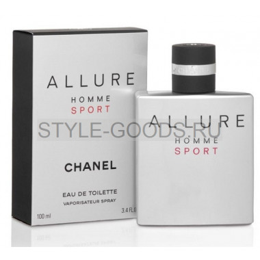 Парфюм Chanel Allure Homme Sport, 100 мл (м) с Б/К