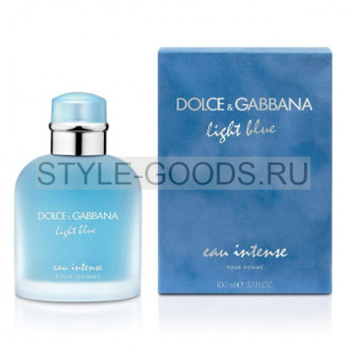 Парфюм Dolce&Gabbana Light Blue eau Intense, 100 мл (м) с Б/К