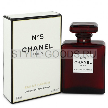 Парфюм Chanel №5 Red Edition edp, 100 мл (ж) с Б/К