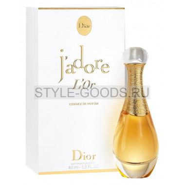 Парфюм Dior J`adore L`Or Essence de parfum, 40 мл (ж) с Б/К