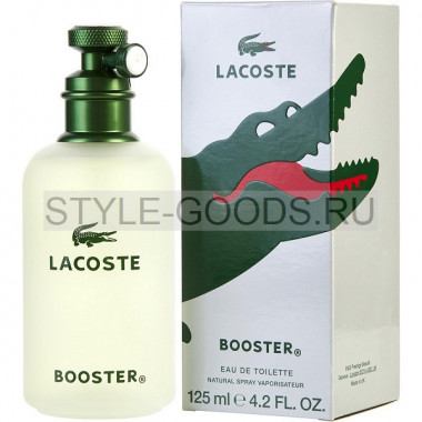 Парфюм Lacoste Booster, 125 мл (м) с Б/К