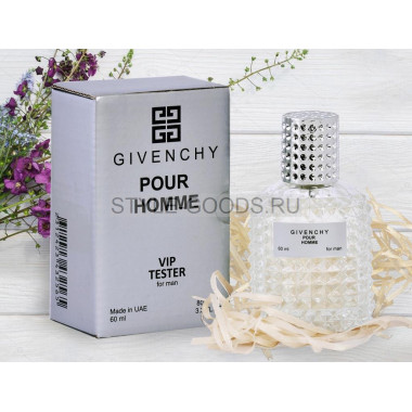 Givenchy Pour Homme - тестер духов, 60 мл (м)