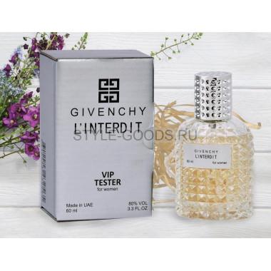 Givenchy L`Interdit - тестер духов, 60 мл (ж)