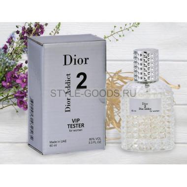 Dior Addict 2 - тестер духов, 60 мл (ж)