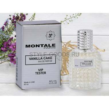 Montale Vanilla Cake - тестер духов, 60 мл (унисекс)