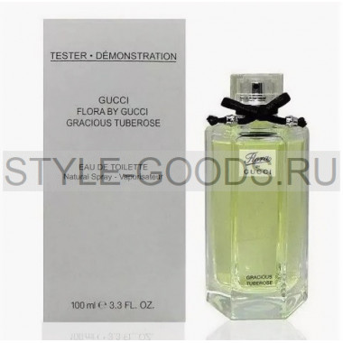 Flora by Gucci Glorious Tuberose, 100 мл (тестер) (ж)