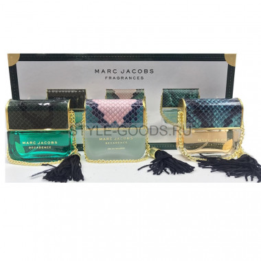 Подарочный набор Marc Jacobs Decadence 3*25 мл (ж)