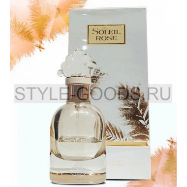 "Арабские духи ""Soleil Rose"", 100 ml (ж)"