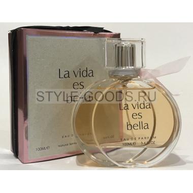 """Арабские духи """"La Vida Es Bella"""", 100 ml (ж)"""