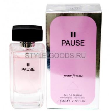 "Арабские духи ""Pause Pour Femme"", 80 ml (ж)"