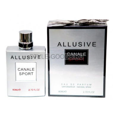 "Арабские духи ""Allusive Canale Sport"", 80 ml (м)"