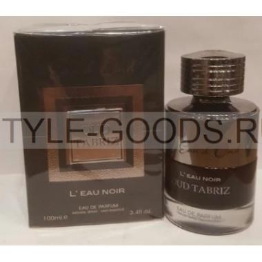 "Арабские духи ""Oud Tabriz Leau Noir"", 100 ml (м)"
