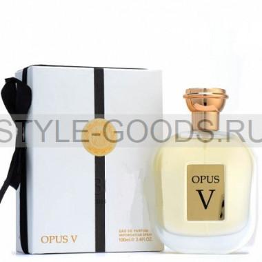 "Арабские духи ""Opus V"", 100 ml (унисекс)"