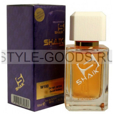 Духи Shaik 180 - Olympea Intense, 50 ml (ж)