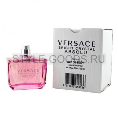 Versace Bright Crystal Absolu, 90 мл (тестер) (ж)