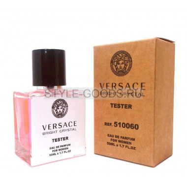 Tester VERSACE BRIGHT CRYSTAL 50ml