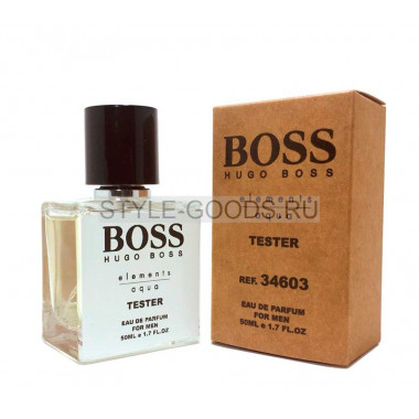 Tester HUGO BOSS Element Aqua 50ml (м)