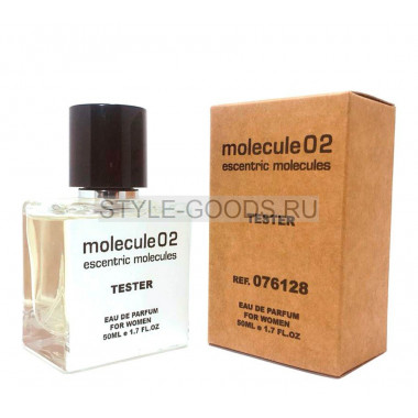 Tester MOLECULES 02 ESCENTRIC 50ml