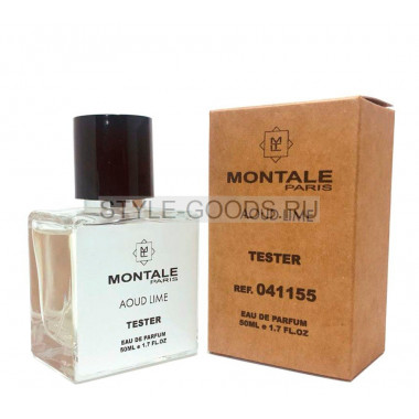 Tester MONTALE AOUD LIME 50ml
