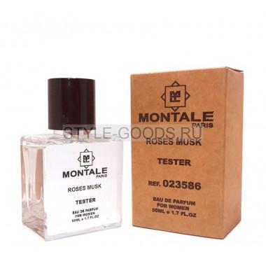 TESTER MONTALE ROSES MUSK 50ML