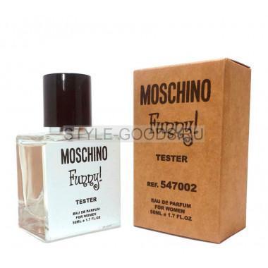 Tester MOSCHINO FUNNY 50ml