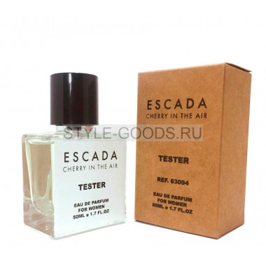 Tester Escada Cherry in the Air 50ml