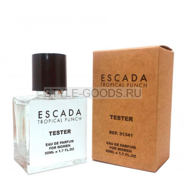 Tester Escada Tropical Punch 50ml