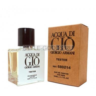 Tester GIORGIO ARMANI ACQUA DI GIO 50ml (м)
