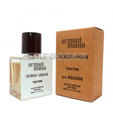 Tester GIORGIO ARMANI MANIA MEN 50ml (м)