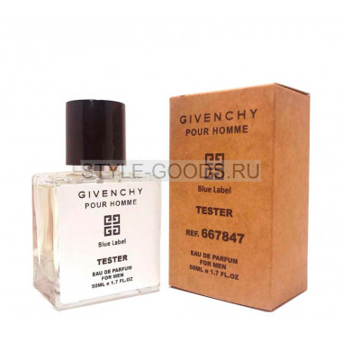 Tester GIVENCHY POUR HOMME 50ml