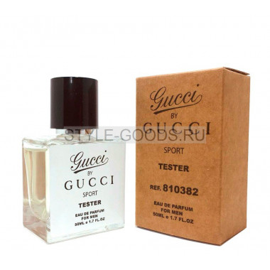 Tester GUCCI BY GUCCI MEN SPORT 50ml (м)