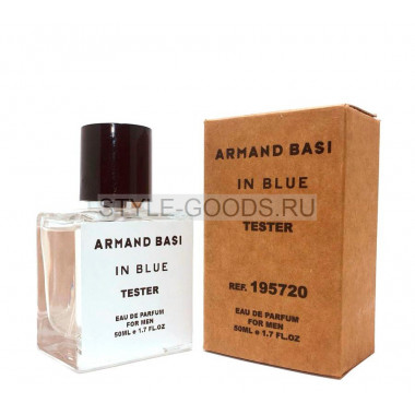 Tester ARMAND BASI IN BLUE MEN 50ml (м)