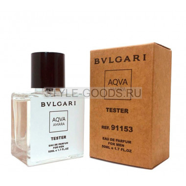 Tester BVLGARI AQUA AMARA MEN 50ml (м)
