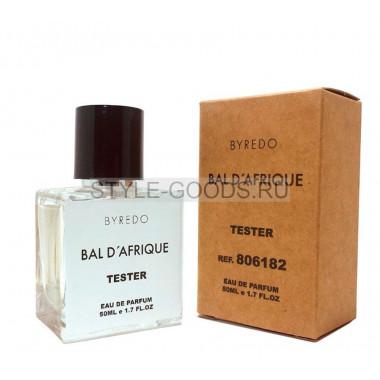 Tester Byredo BAL D`AFRIQUE 50ml