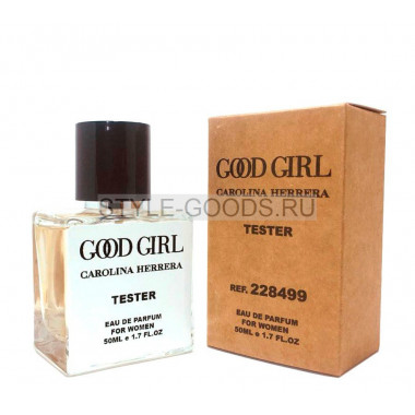 Tester Carolina Herrera GOOD GIRL 50ml