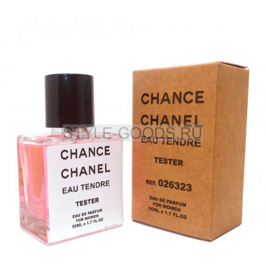 Tester CHANEL CHANCE EAU TENDRE 50ml