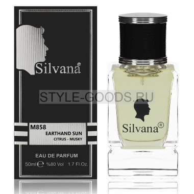 Парфюм Silvana 858 - Brown Orchid Men 50ml (м)
