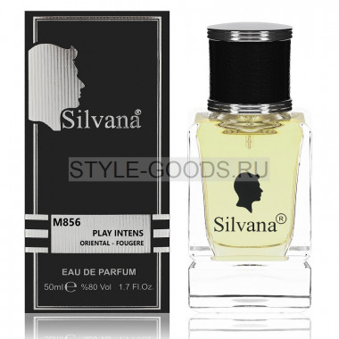 Парфюм Silvana 856 - Givenchy Play Intense 50ml (м)