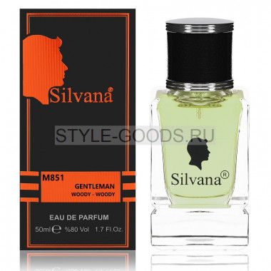 Парфюм Silvana 851 - Givenchy Gentleman 50ml (м)