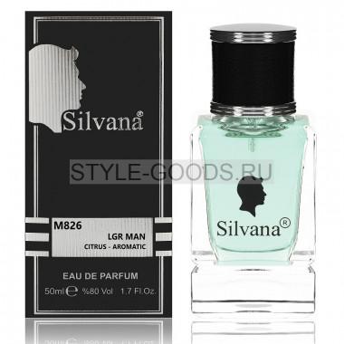 Парфюм Silvana 826 - Lanvin Eclat Men 50ml (м)