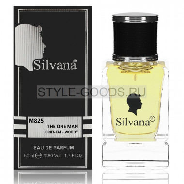 Парфюм Silvana 825 - D&G The One Men 50ml (м)