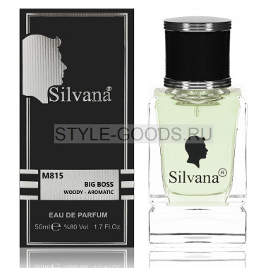 Парфюм Silvana 815 - Creation Perfume 50ml (м)