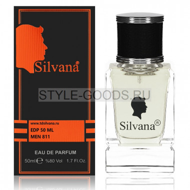 Парфюм Silvana 811 - Allure Homme Sport 50ml (м)